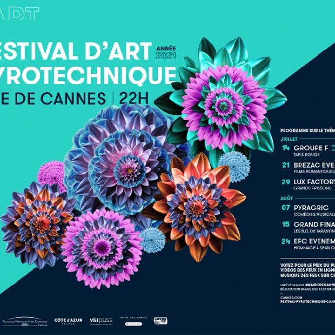 Festival International d'Art Pyrotechnique 2021