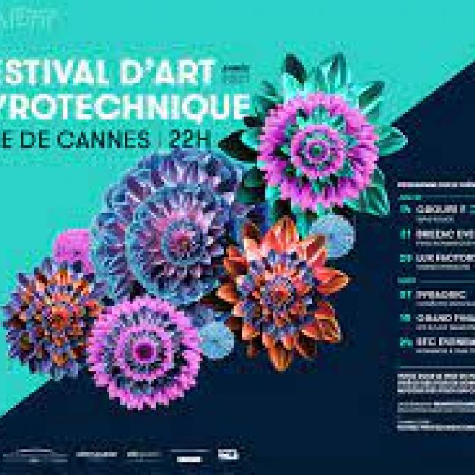 International Pyrotechnic Art festival 2021